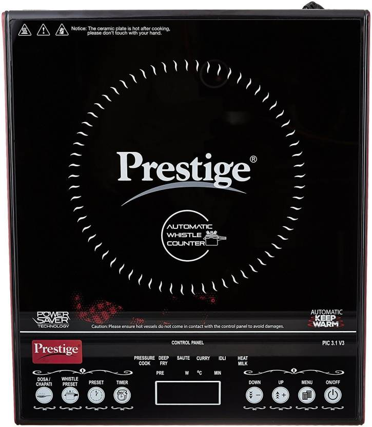 Prestige PIC 3.1 v3 Induction Cooktop