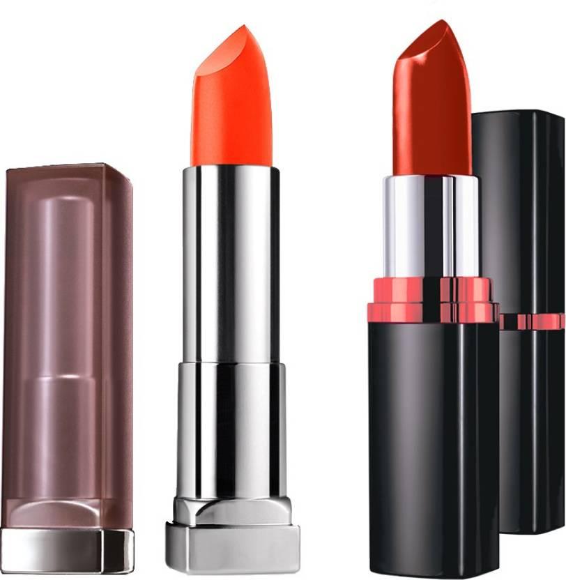 Maybelline New York Lipstick Combo Pack Color Sensational Creamy