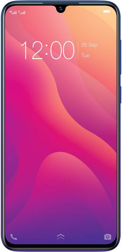 Vivo V11 (Nebula Purple, 64 GB) (6 GB RAM)