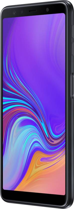 Samsung Galaxy A7 (Black, 128 GB)(6 GB RAM)