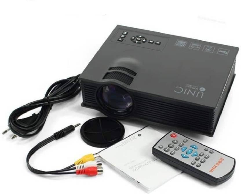 ESCA UC-46 Mini WIFI Portable Projector Price in India - Buy