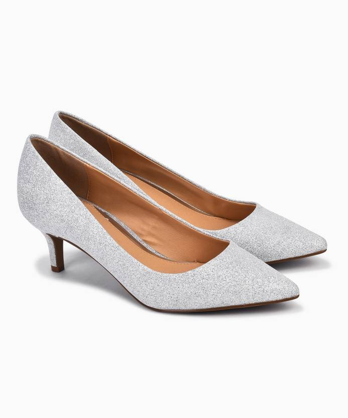494ff22491 Dune London ANNABEL Bellies For Women - Buy Silver Color Dune London ...