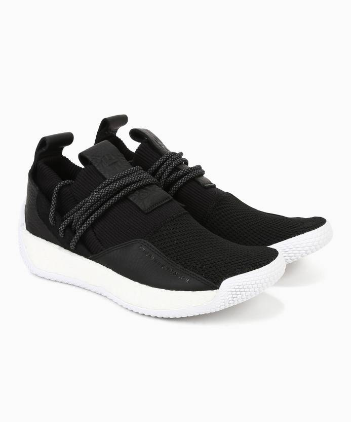 sports shoes 1c05b 9dbd0 ADIDAS HARDEN LS 2 LACE Basketball Shoes For Men (Black)