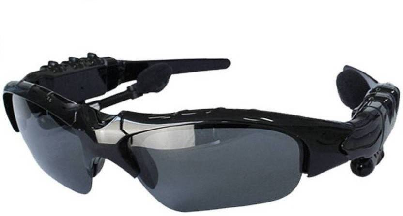 55dbfc5494ea6 WDS Sunglasses MP3 Player function Stereo headphone (Smart Glasses) (Smart  Glasses)