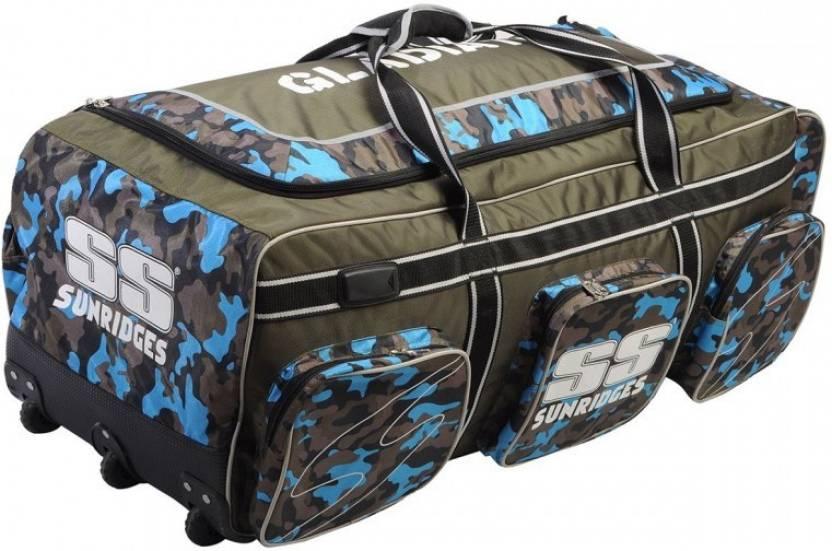 57200f62c SS GLADIATOR Wheelie Kit Bag Cricket Gear - Buy SS GLADIATOR Wheelie ...