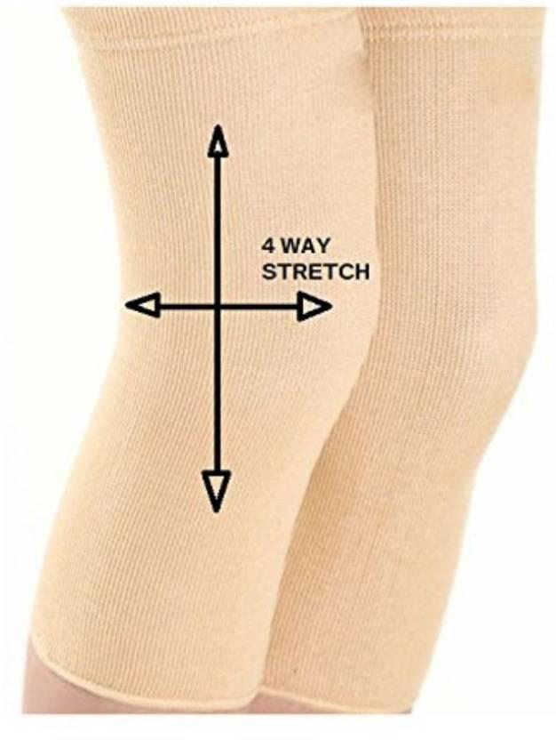 3a12946b8b AASHI TRADERS ELASTIC TUBULAR Knee Support (M, Beige) - Buy AASHI ...