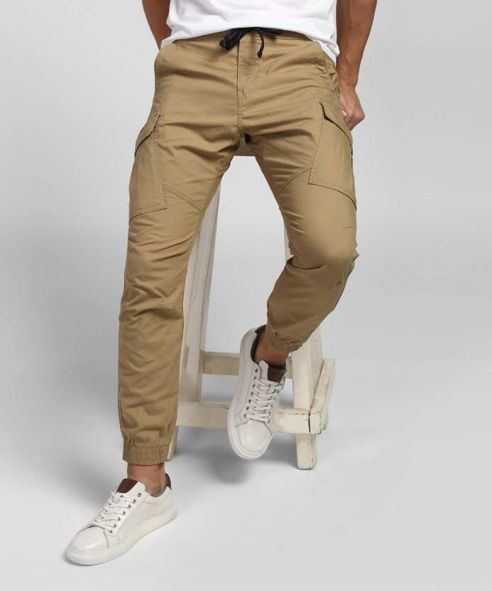 930e8f0c Denizen from Levi's Regular Fit Men Brown Trousers - Buy Denizen from Levi's  Regular Fit Men Brown Trousers Online at Best Prices in India   Flipkart.com
