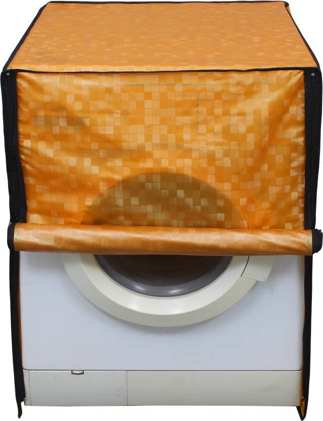 Glassiano Front Loading Washing Machine Cover Golden