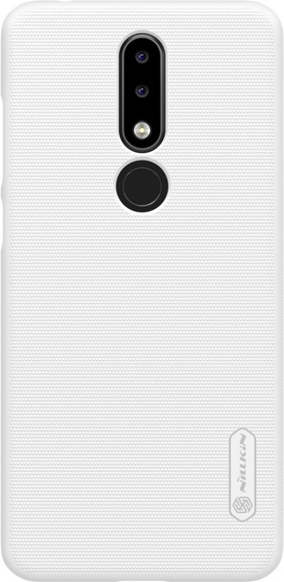 Nillkin Back Cover For Nokia 5 1 Plus Hard Frosted