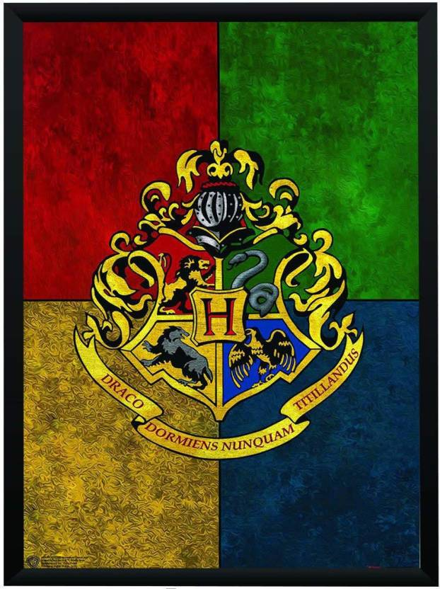 Harry Potter Hogwarts Crest Wallpaper