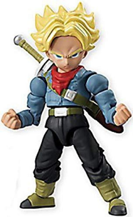 "Goku Black SS Rose Bandai 66 Action Dash Dragonball Super Figure 3/"""