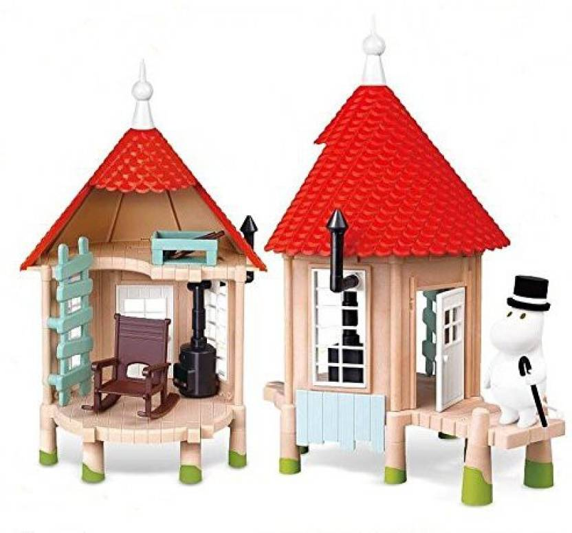Academy Models Moomin Collection Vol 5 Mini Size Figure Set