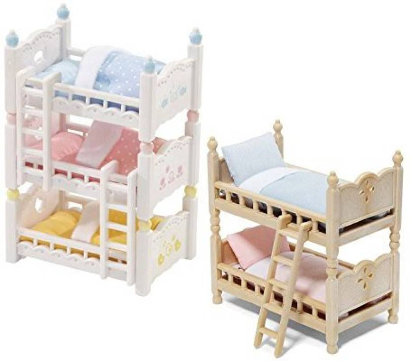 Calico Critters Bunk Beds And Triple Baby Bunk Beds Bunk Beds And