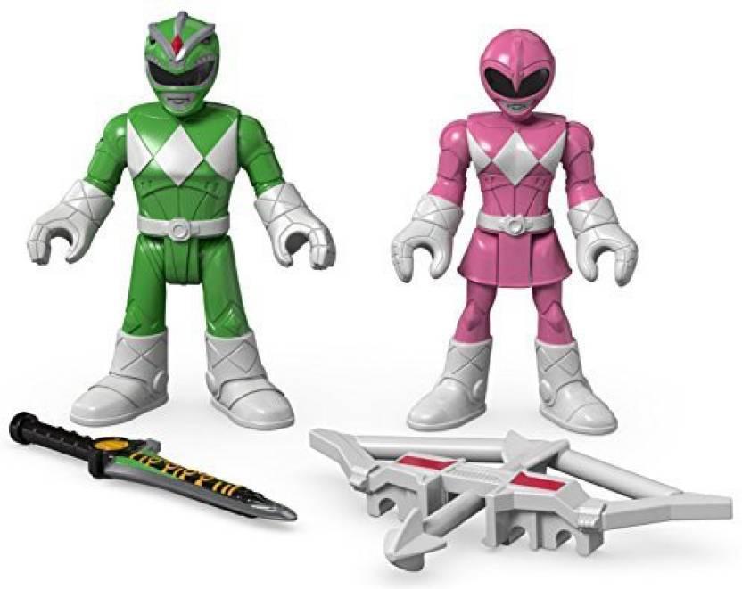 Fisher-Price Fisher-Price Imaginext Power Rangers Green Ranger
