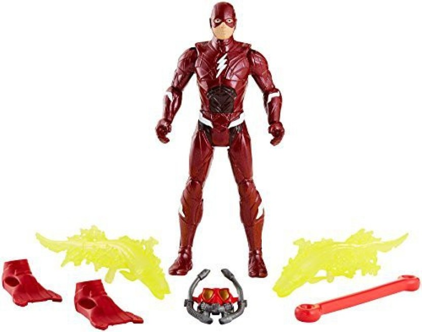 New in package DC Justice League The Flash Power Slinger figurine