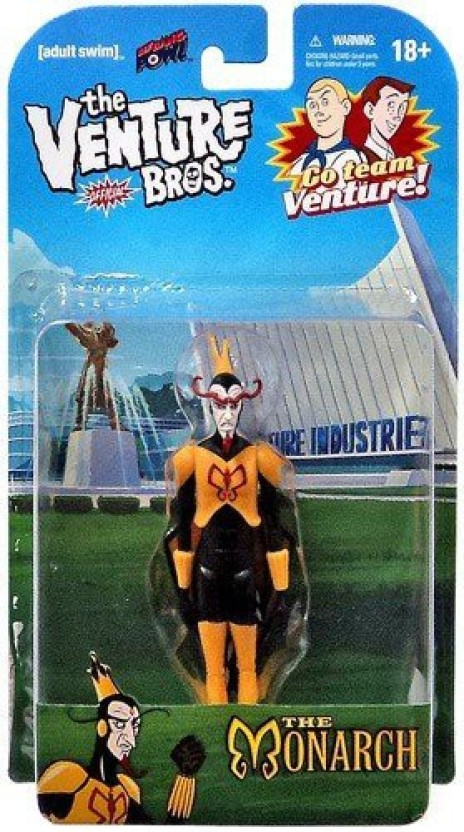 The Venture Bros The Alchemist 8-Inch Action Figure