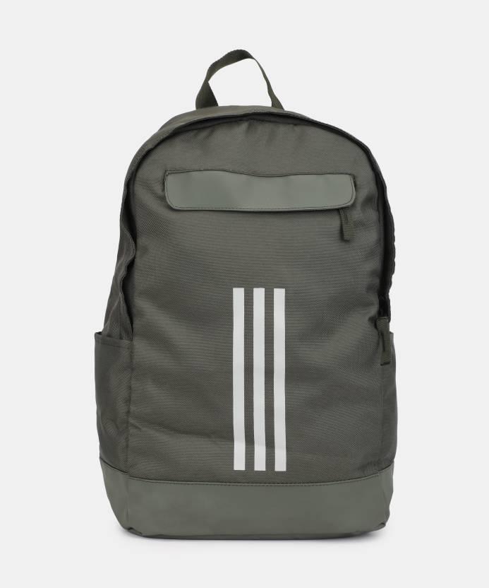 60ded12ab8b ADIDAS CLASS BP 22 L Laptop Backpack NGTCAR/ASHSIL/ASHSIL - Price in ...