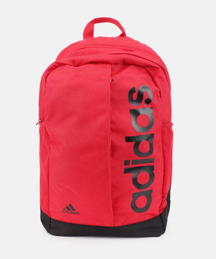 Incontable contraste Útil  ADIDAS LIN PER BP L 31 L Backpack BOLRED - Price in India ...