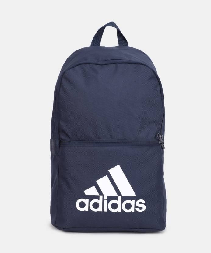 ADIDAS BP CLASSIC 18 22 L Laptop Backpack CONAVY WHITE BLACK - Price ... a1299acdc0722