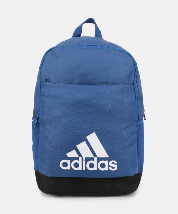 ADIDAS CLASSICLOGO2CBP 35 L Laptop Backpack DMARIN - Price in India ... c32e3da011d05