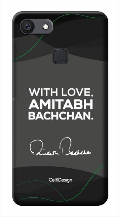 low priced 8e2f1 2f6fe CelfiDesign Back Cover for Classic Case - Amitabh Personal ...
