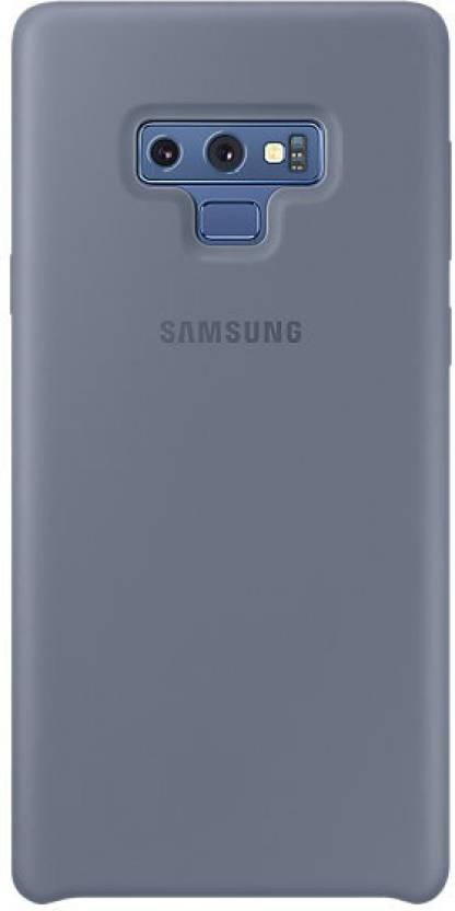 pretty nice f0790 a6f44 Samsung Back Cover for Galaxy Note 9 Silicone Cover - Samsung ...