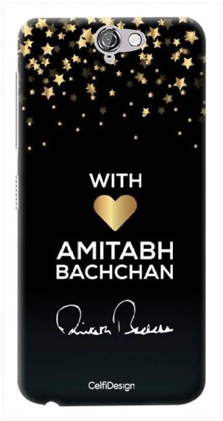 e1e24ff42 CelfiDesign Back Cover for Classic Case - Amitabh Personal Endorsement 3 for  HTC One A9 (Multicolor