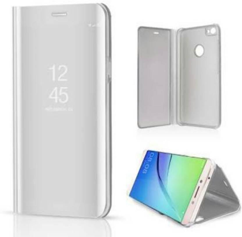 uk availability 718df 0cad5 TECHCARE Flip Cover for Xiaomi Redmi Note 5 pro Mirror S-View ...