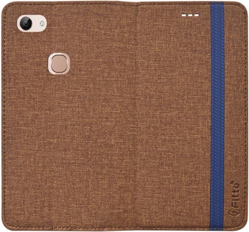 huge selection of 63605 200f6 Coverage Flip Cover for Vivo 1803 (Vivo Y81) - Coverage : Flipkart.com