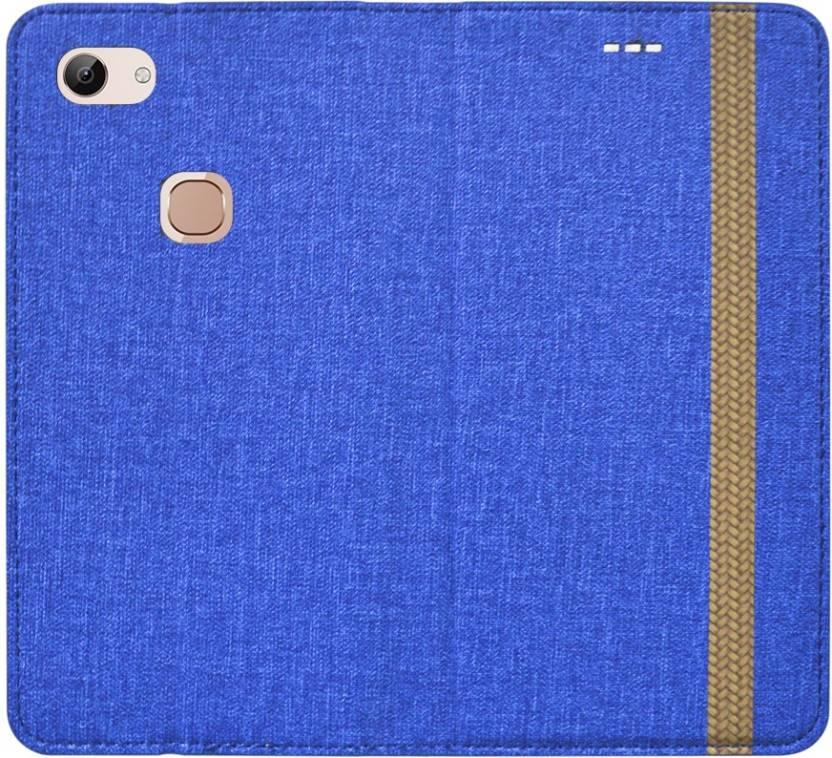 quality design d1066 48d6e COVERNEW Flip Cover for Vivo 1802 (Vivo Y83) - COVERNEW : Flipkart.com