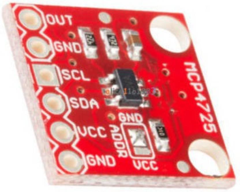 ARDUINO M109 MCP4725 I2C DAC Breakout Development Board module 12Bit