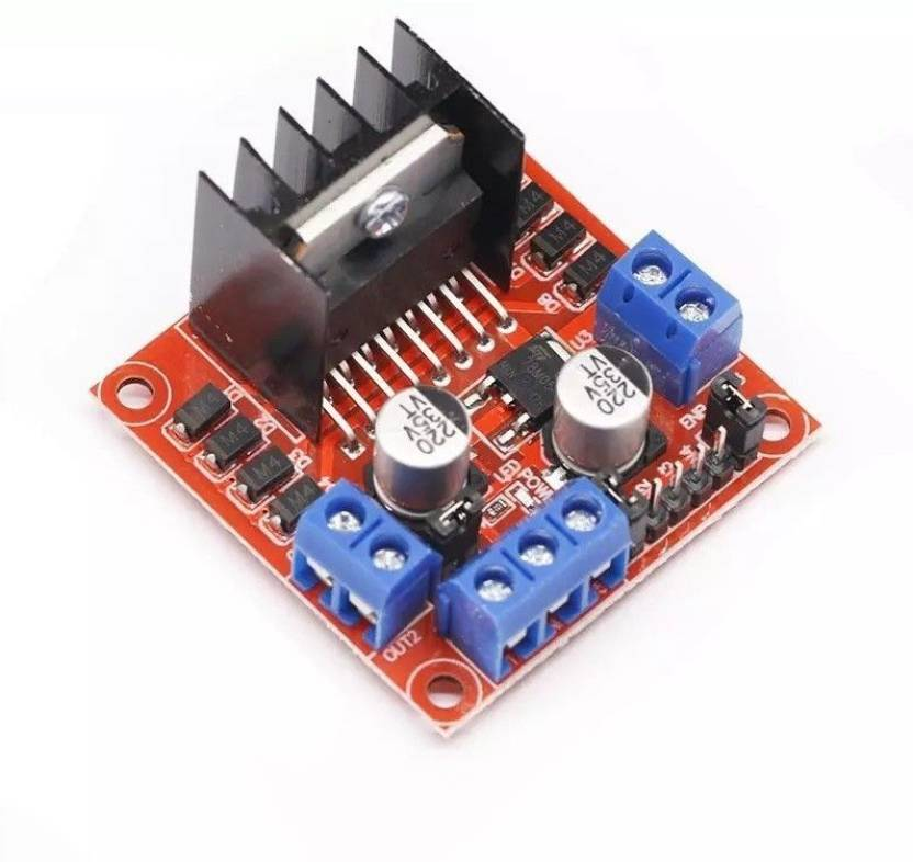 VGS MARKETINGS L298N DC Motor Driver Controller Stepper