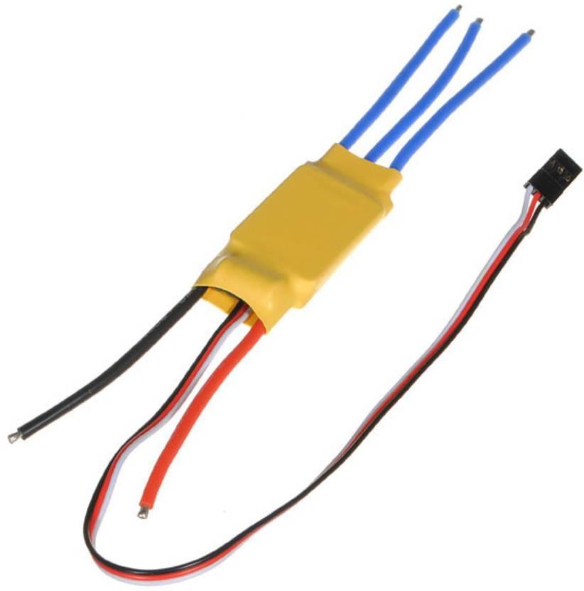 KitsGuru 30A Electronic Speed Controller for Brushless Motor ESC