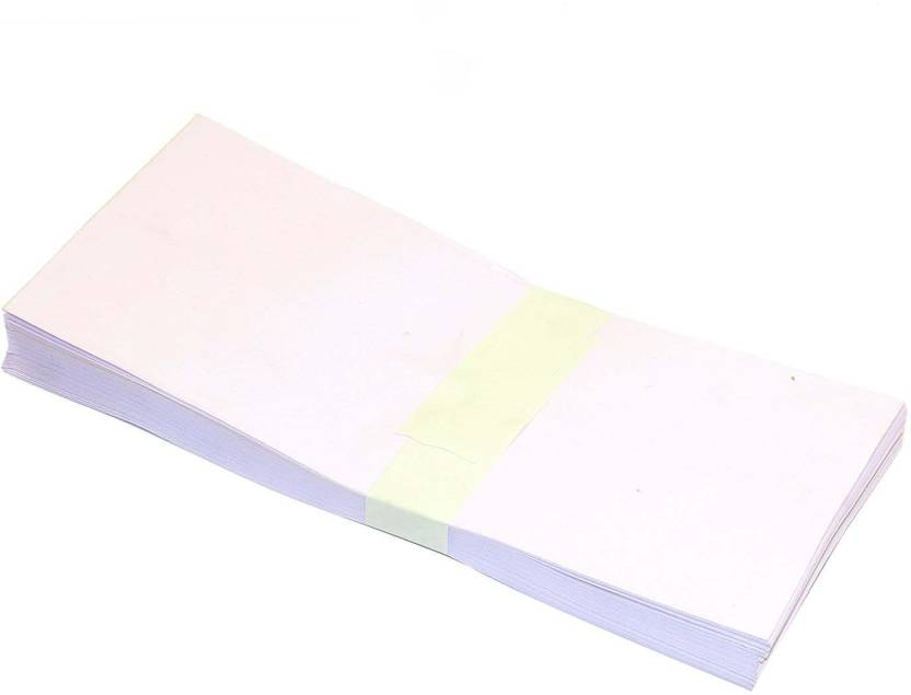 qweezer pack of 100 pcs letter envelope white national letter