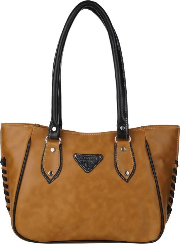 e2ea591ce2 Buy Al Jazeera Shoulder Bag Tan Online   Best Price in India ...