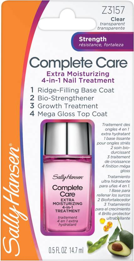 Sally Hansen Complete Care 4-In-1 Nail Treatment - Price in India ...