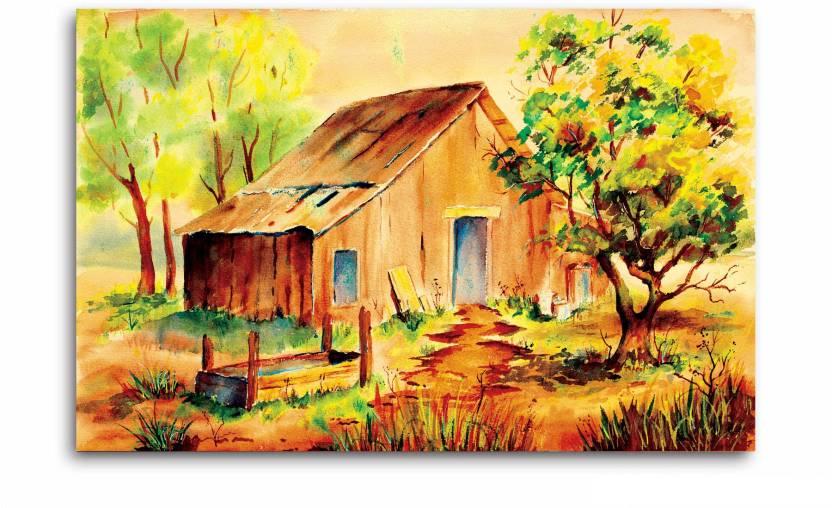 Tamatina Tamatina Canvas Paintings A Beautiful Day