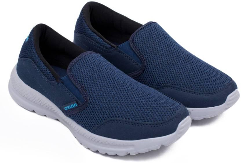 Asian Galaxy-13 Navy Blue Running Shoes e5bed4e23b4