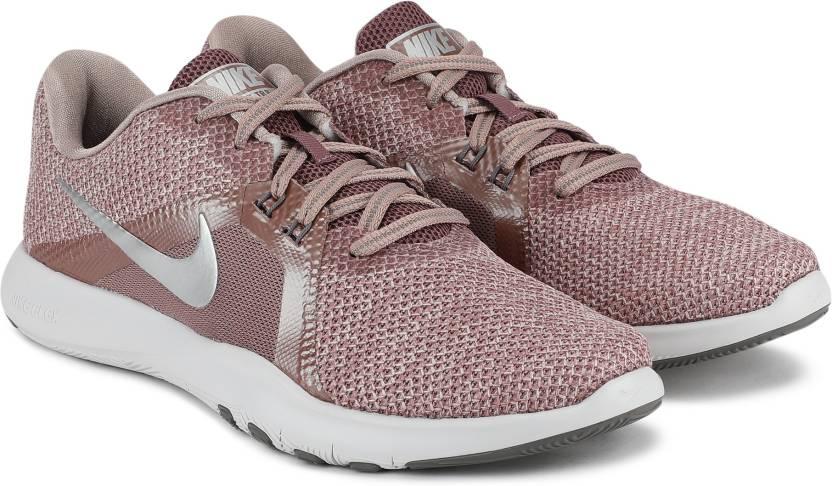 cdd54cb00d346 Nike FLEX TRAINER 8 PRM Running Shoes For Women - Buy Nike FLEX ...