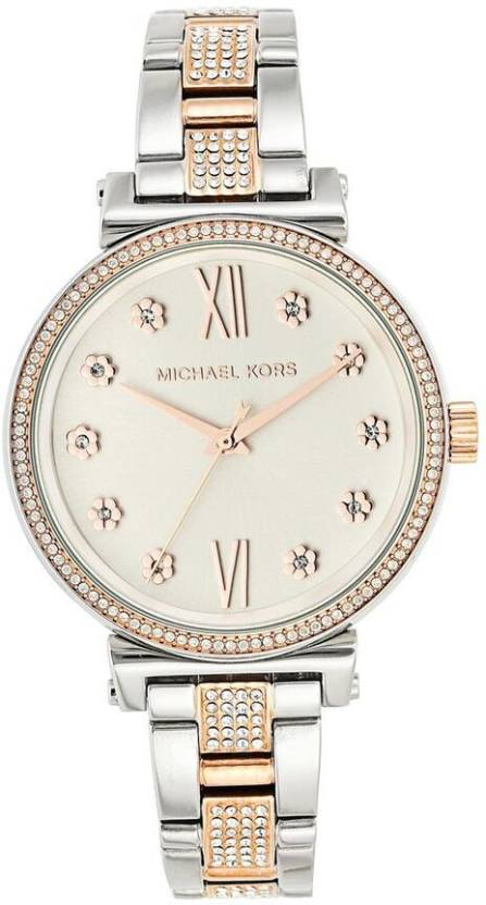 4b6592ef7f02 Michael Kors MK3880 SOFIE Watch - For Women - Buy Michael Kors MK3880 SOFIE  Watch - For Women MK3880 Online at Best Prices in India