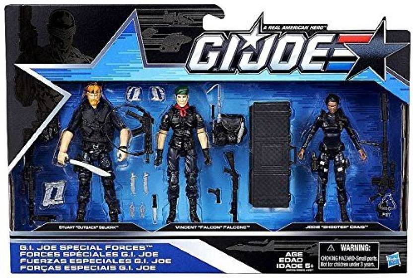 G I  Joe G I  Joe, 50th Anniversary, Special Forces Action