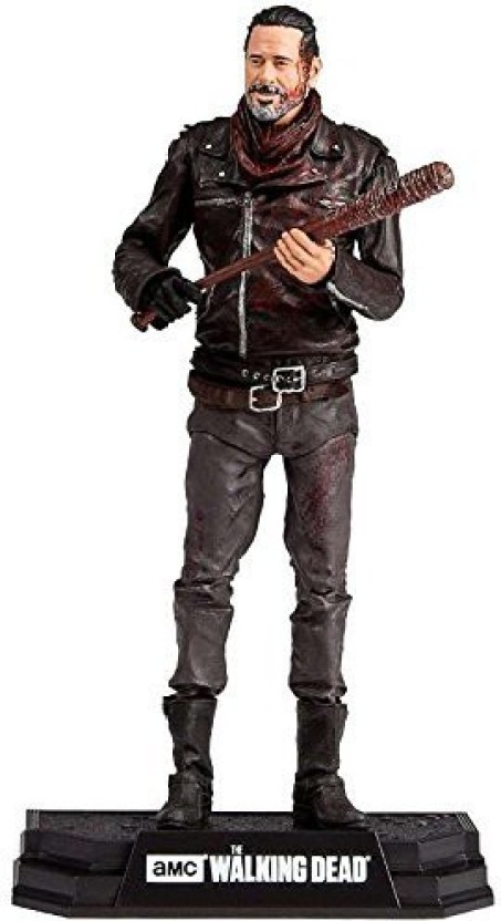 New The Walking Dead McFarlane Toys Exclusive Negan Action Figure Collectible
