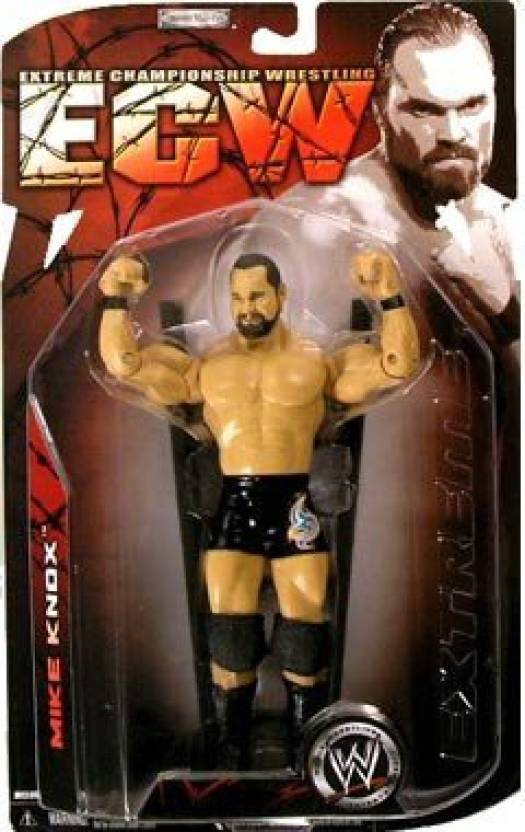 Wrestling W Ecw Series 2 Action Figure Mike Knox W Ecw Series 2