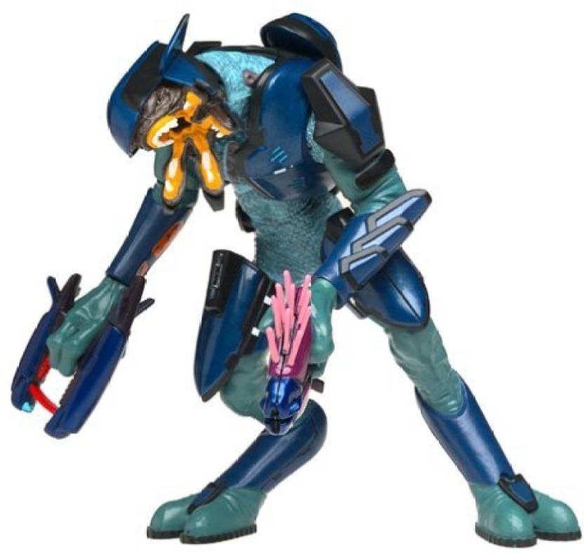 Joyride Studios Halo Action Figure Series 2 Elite (Blue