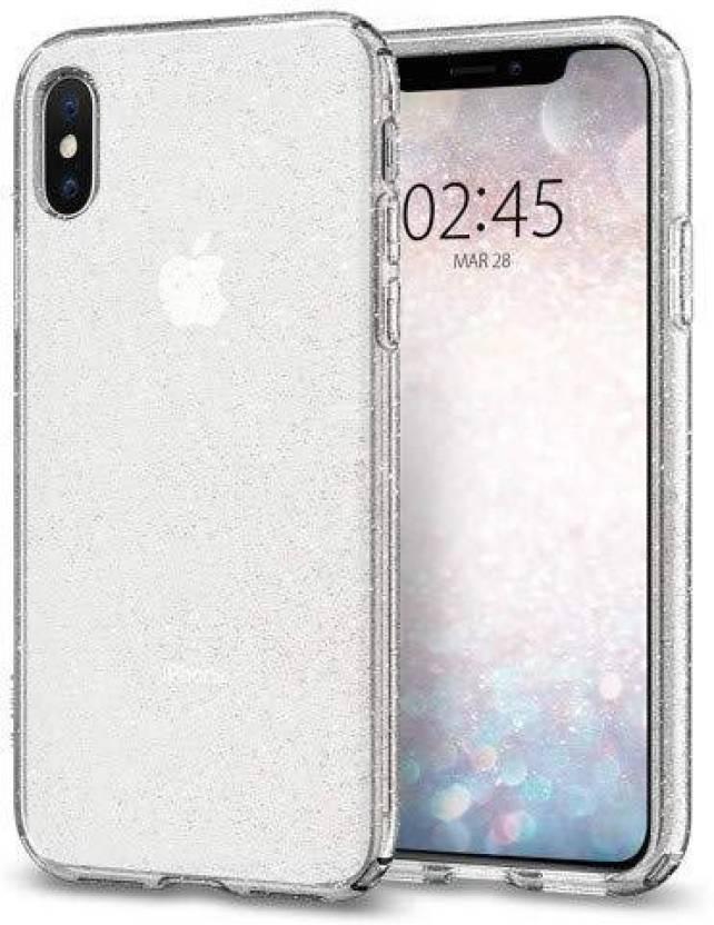 huge selection of 0ad88 a80f9 Spigen Back Cover for iPhone XS (2018) / iPhone X (2017) - Spigen ...