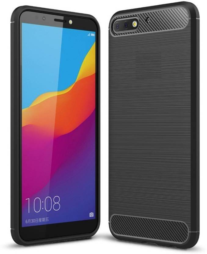 half off 275d1 d376a Flipkart SmartBuy Back Cover for Honor 7S, Huawei Honor 7s (Silicon)