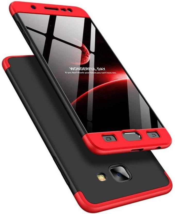 huge discount 7f8d6 129df Shoora Front & Back Case for GKK 360 Degree Back Cover Case for ...