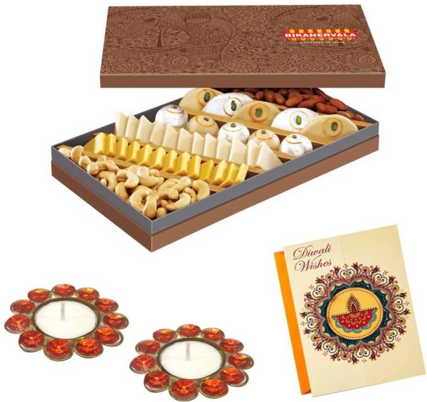 Bikano Diamond Meetha Namkeen-Diwali special Combo