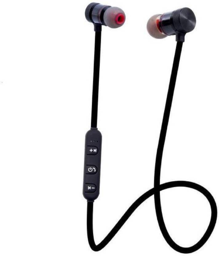 9c999d5577a ALONZO Magnetic Earbuds Wireless Bluetooth Headphones Sport In-Ear  Sweatproof Earphones Super sound quality Bluetooth V4.1, 8 Hours Play Time,  ...