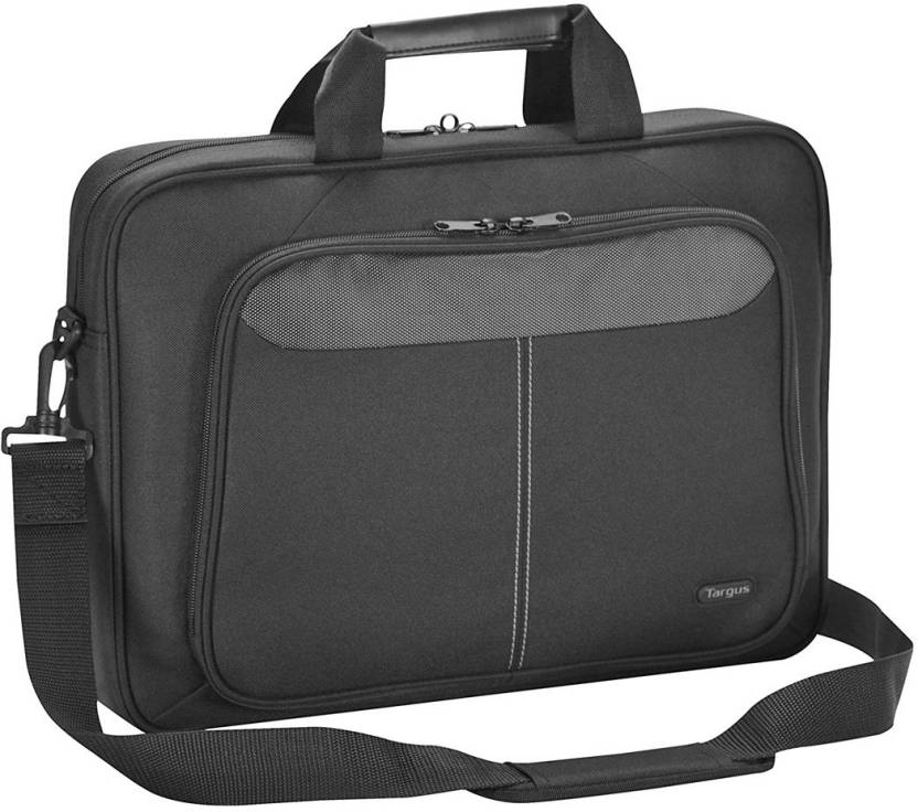 Targus 15.6 inch Inch Laptop Messenger Bag Black - Price in India ... 21057aee10f6a